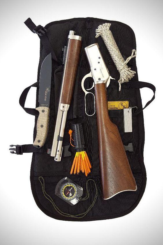 Bush Pilot Survival Kit: