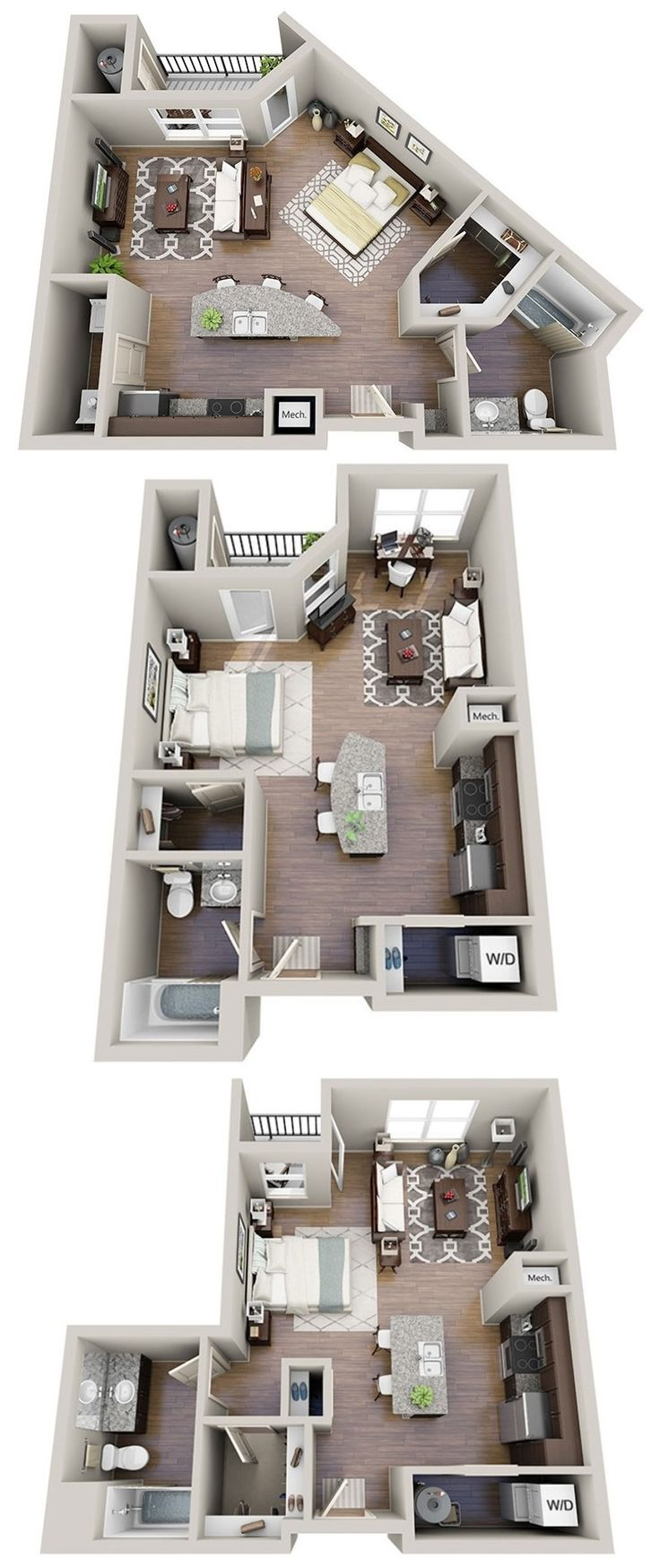 Best 25 Studio apartment floor plans ideas on Pinterest  Small apartment plans Studio