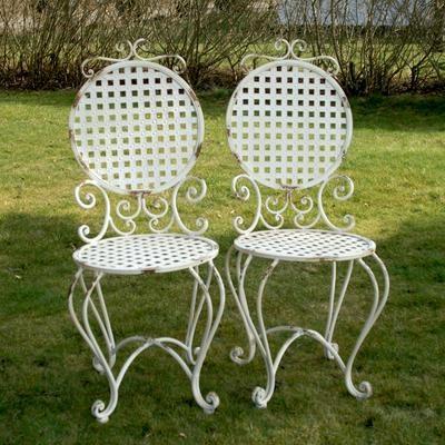 Franska stolar från Chic Antique