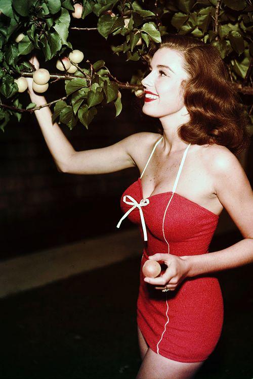 Elaine Stewart c. 1950s