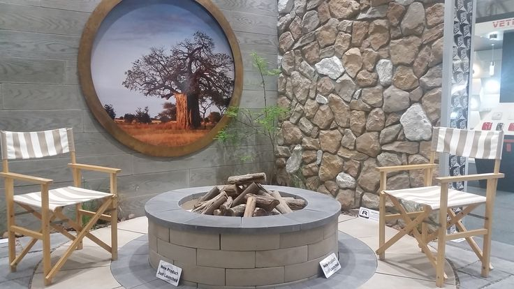 Our new product -The Jura Fire Pit. Visit www.revelstone.co.za for specs.