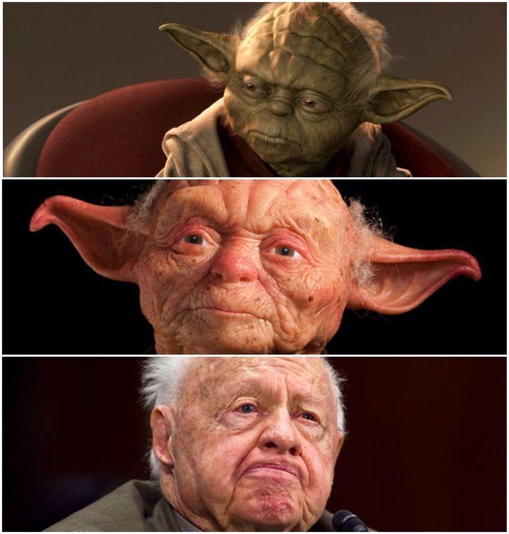 Yoda age regression