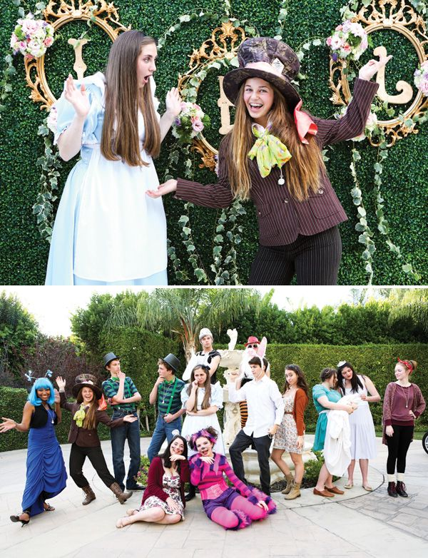 Very Merry 16th Unbirthday {Alice in Wonderland} // Hostess with the Mostess®