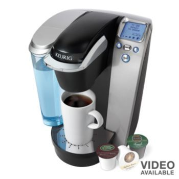 Keurig K75 B70 Platinum Coffee Brewer Still Not
