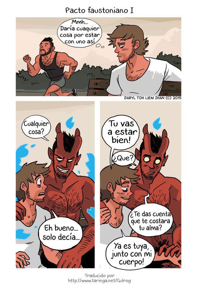 mensajes cartoon gay