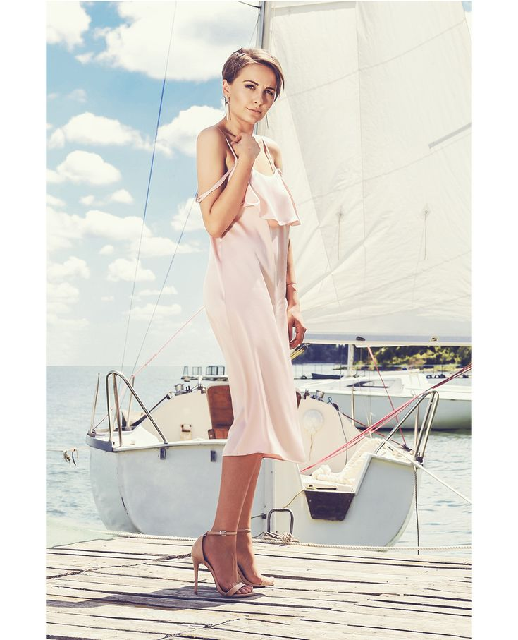 Raquette Resort Capsule 2016 #slip #dress #rose #new #collection #resort #2016 #spring #summer #voyage #travel #maisonraquette