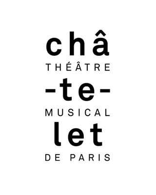 Châtelet, Théâtre Musical de Paris Logotype 2006