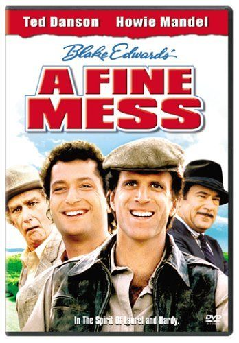 Directed by Blake Edwards.  With Ted Danson, Howie Mandel, Richard Mulligan, Stuart Margolin. Two friends an actor and a chef discover a plot to fix a horse race and try to capitalize on it. But also have to deal with the two men who fixed it who are trying to silence them. And there's also the mob boss whom the two guys work for who planned the fixing thing whose wife is having an affair with the actor.