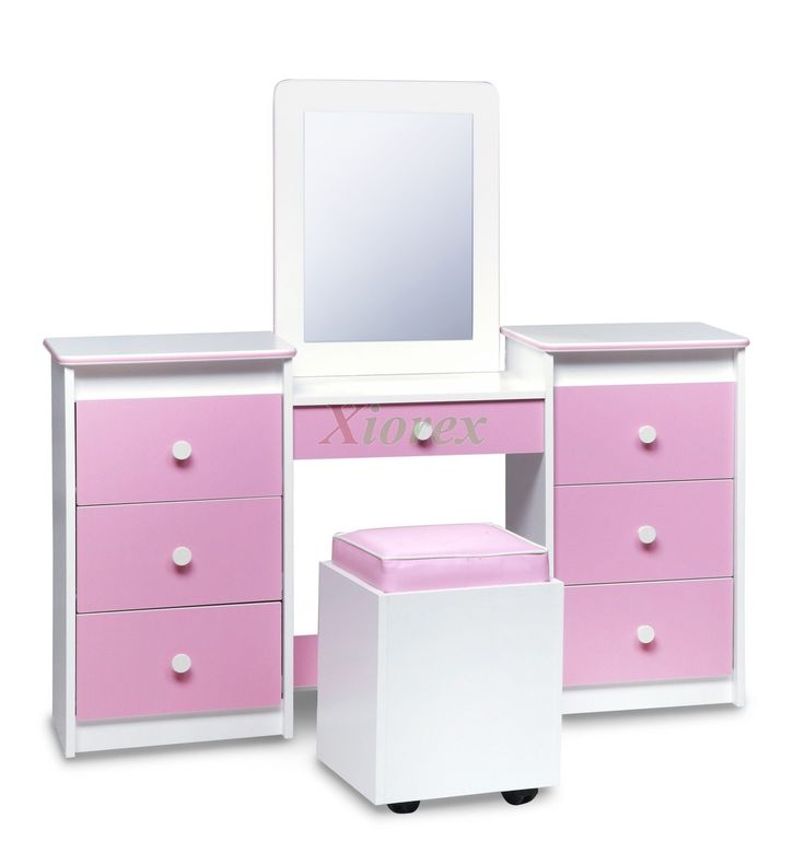 Kid Vanity Table With Mirror   Google Search