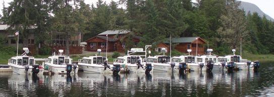 Klawock & Prince of Wales Island Alaska Fishing Lodge With Salmon, Halibut, Trout, Steelhead