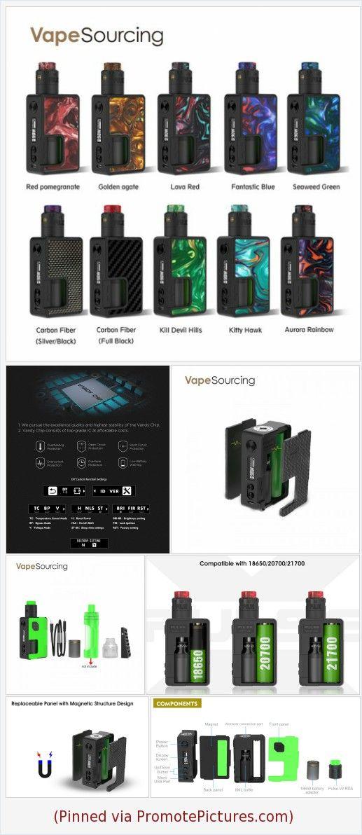 Vandy Vape Pulse X Kit Special Edition 90W with Pulse V2 RDA