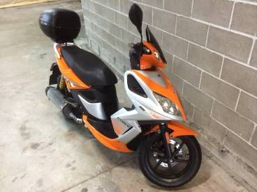 KYMCO SUPER 8 125   Private Advertiser   Used Scooter for Sale   Scootersales