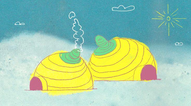 Guter Zweck + Self-Promotion von Illustratoren + Spaß für den Betrachter