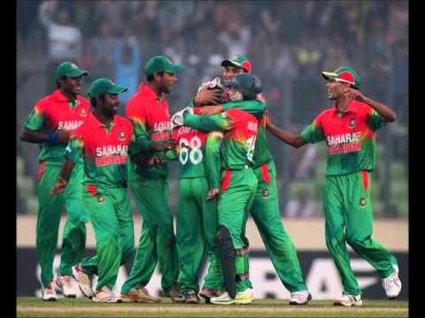 Celebration After Winning Against West Indies