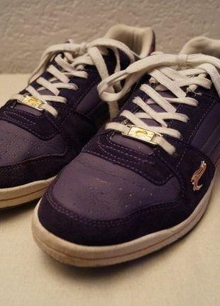 Kaufe meinen Artikel bei #Kleiderkreisel http://www.kleiderkreisel.de/damenschuhe/turnschuhe/143557553-sneaker-in-lilatonen-von-graceland-kaum-getragen-super-zusand