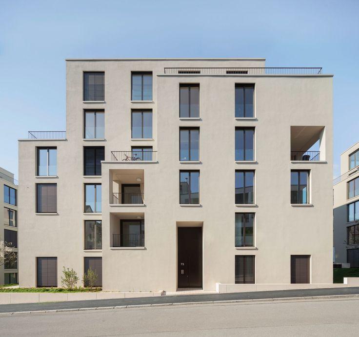 2891 besten architektur bilder auf pinterest fassaden - Villengarten stuttgart ...