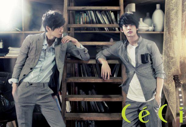 Lee Jong Seok & Kim Soo Hyun