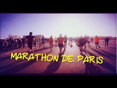 Marathon de Paris 2017 à l'interieur du pelonton !