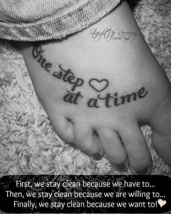 16 best images about tattoos celebrating recovery on for Drug addiction tattoos