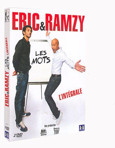 Les Mots d'Eric et Ramzy - L'Intégrale  Eric et Ramzy: toute ma jeunesse, tout mon humour.
