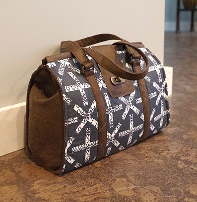 Nora Doctor Bag - Swoon Sewing Patterns