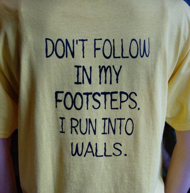 SALE - Funny Feet T-shirt. $12.00, via Etsy.