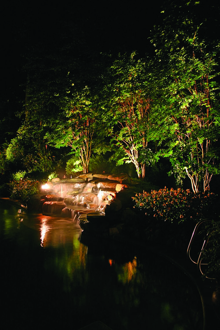 Outdoor lighting company lightscapes southern outdoor lighting - Find This Pin And More On Landscape Lighting Inspiration