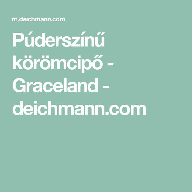 Púderszínű körömcipő - Graceland - deichmann.com