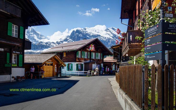 Murren - Suiza