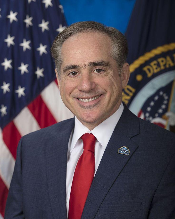 David J. Shulkin, Secretary of Veterans Affairs