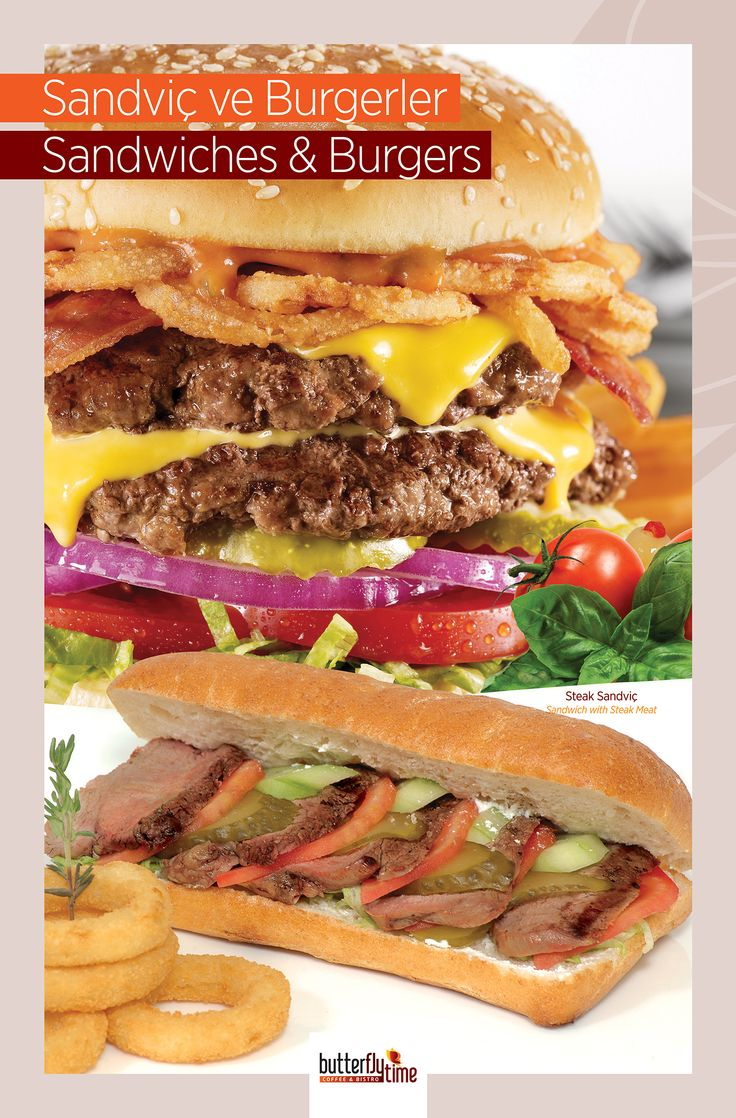 Sandviçler & Burgerler
