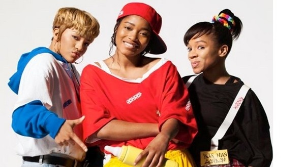 TLC Biopic First Promo Pic: Drew Sidora, KeKe Palmer & Lil Mama- http://getmybuzzup.com/wp-content/uploads/2013/05/tlc-biopic-promo-pic-600x330.jpg- http://getmybuzzup.com/tlc-biopic-first-promo-pic-drew-sidora-keke-palmer-lil-mama/-  FIRST PROMO PIC: Drew Sidora, KeKe Palmer  Lil Mama For The TLC Biopic TLChas been officially revived.by three of their biggest fans. Check out the firstpromopic withDrew Sidora, Lil MamaandKeKePalmeras