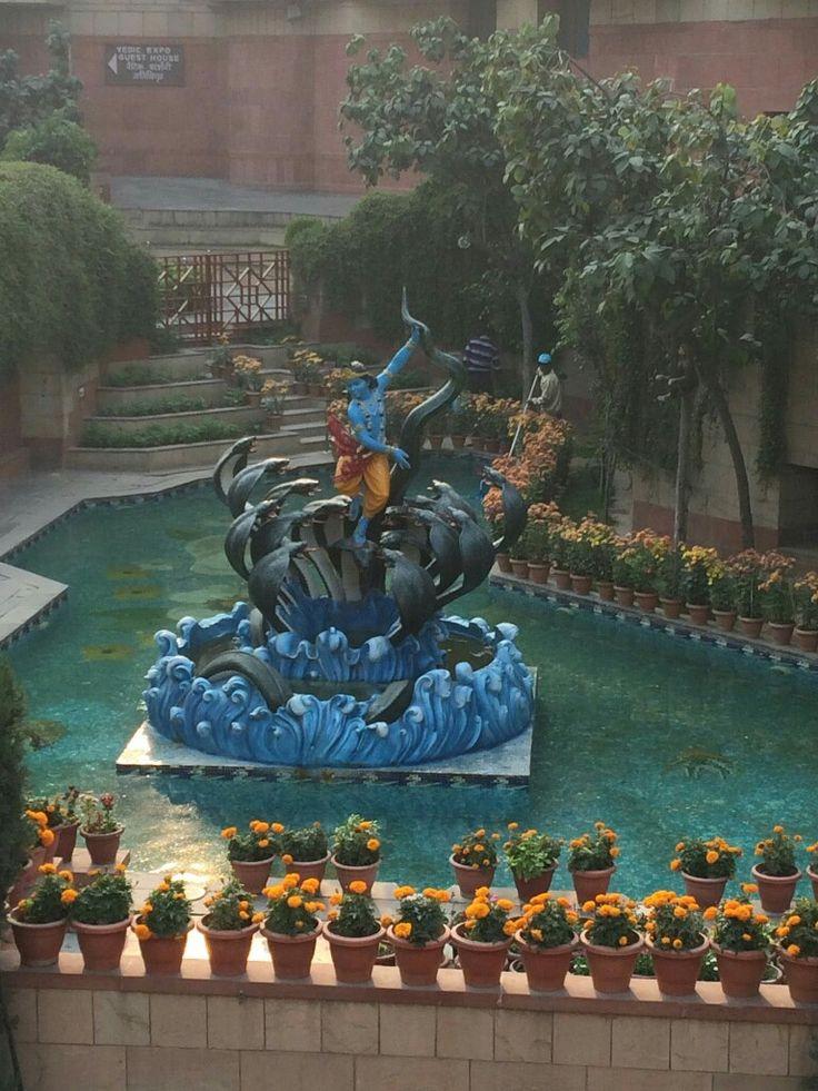 Iskon Temple, Delhi