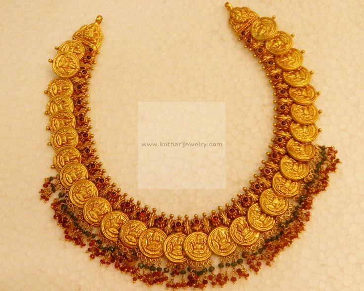 Indian Jewellery and Clothing: Temple jewellery