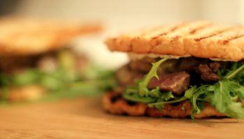 Gastromands nytårskur: Steak-Sandwich