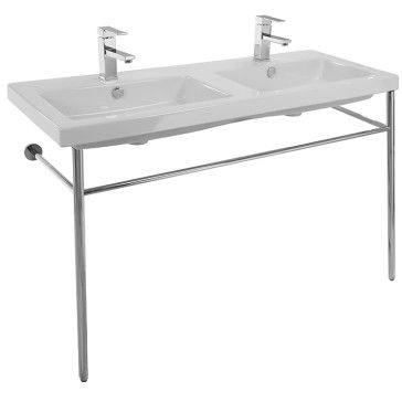 Find, Shop for and Buy Nameeks CAN04011-CON Bathroom Console at QualityBath.com for $1,543.75 with free shipping!