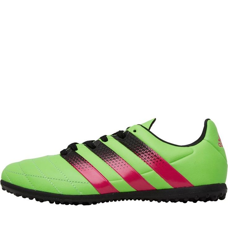 Adidas Junior ACE 16.3 TF Astro Leather Football adidas astro turf football boots in a premium leather for incredible touch and fit. AQ2066 http://www.MightGet.com/february-2017-2/adidas-junior-ace-16-3-tf-astro-leather-football.asp