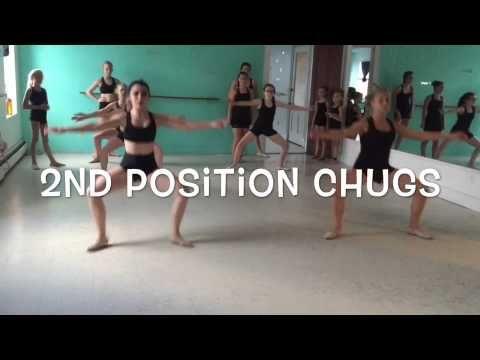 Kennedypac leap training across the floor #dance #leaps #kennedychoreo #fitness - YouTube