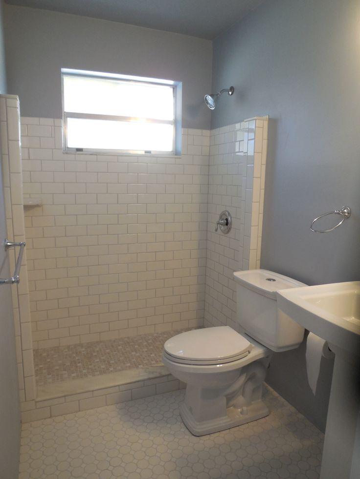 Marble Tile Bathroom Paint Color