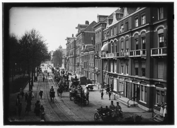 aan-de-Weteringschans-1896-foto-Jacob-Olie