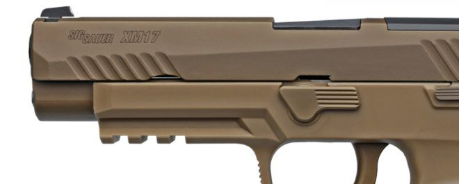 GRAPEVINE: US Army Pays $207 Per Pistol to SIG SAUER for M17 Modular Handguns - The Firearm BlogThe Firearm Blog