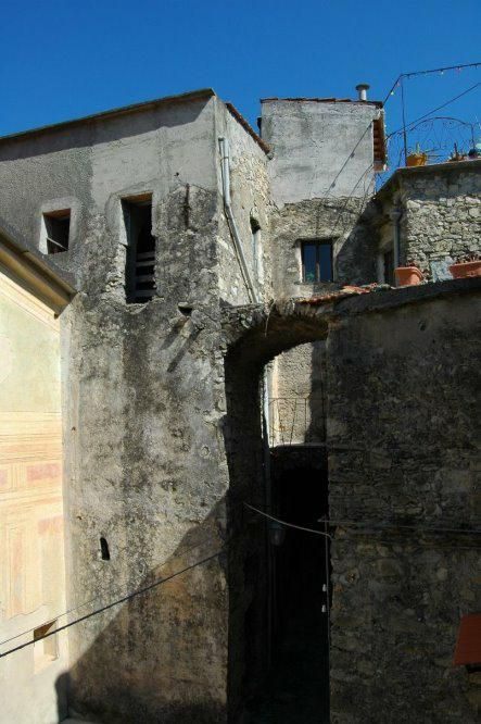 Fanghetto, Frazione di Olivetta San Michele (Liguria), Val Roia