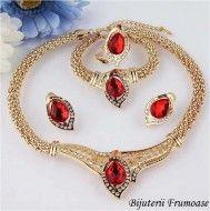 Bijuterii sultana placate cu aur 18k http://www.bijuteriifrumoase.ro/cumpara/bijuterii-sultana-placate-cu-aur-18k-675