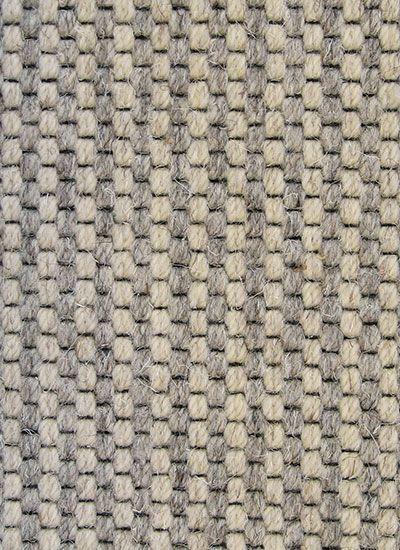 Fiore Duo. Een wollen tapijt met rustige natuurlijke tinten voor op de vloer.