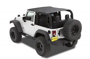 Jeep Bikini Top