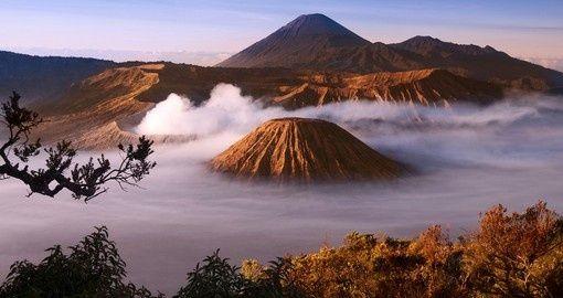 Mount Bromo within the 16km Tengger Caldera | Indonesia