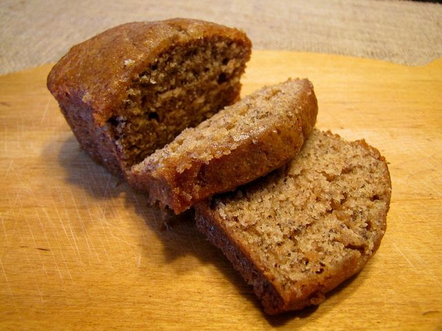 Peanut Butter Banana Bread | yummy for the tummy | Pinterest
