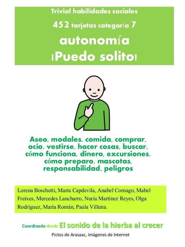 Trivial Autonomía ¡Puedo solito! http://elsonidodelahierbaelcrecer.blogspot.com.es/2013/11/trivial-categoria-autonomia-puedo-solito.html
