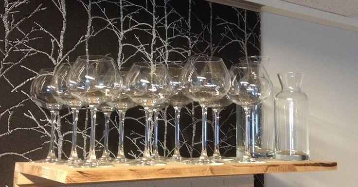 Wijnglazen presentatie #Showroom | OrcaCool