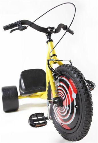 Diseño en los triciclos para derrapar. Drift Trikes! | Good ID                                                                                                                                                                                 Más